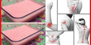 remedios com gelatina para aliviar dores nas articulaçoes