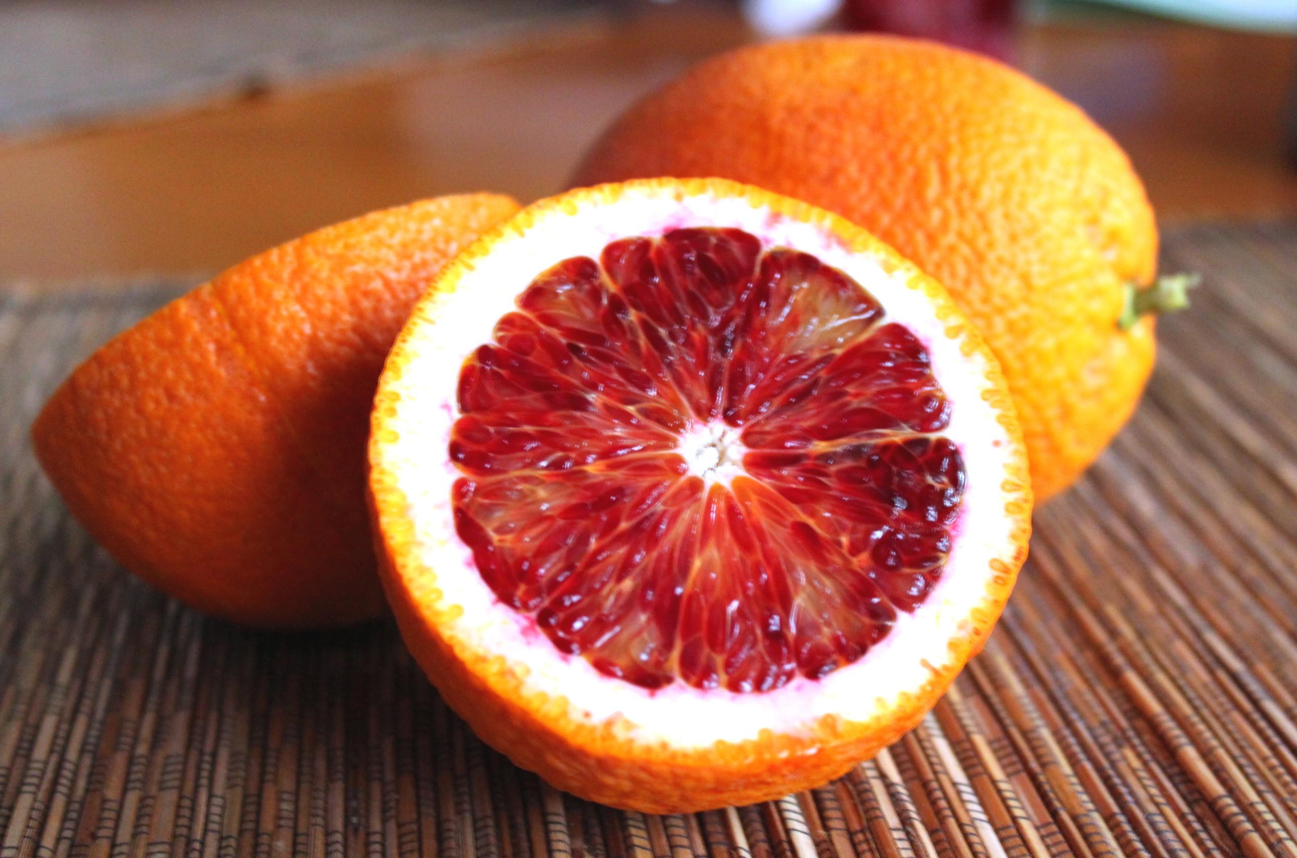 laranja sanguinea
