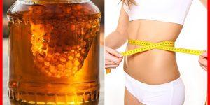 formas de usar mel e agua quente para emagrecer