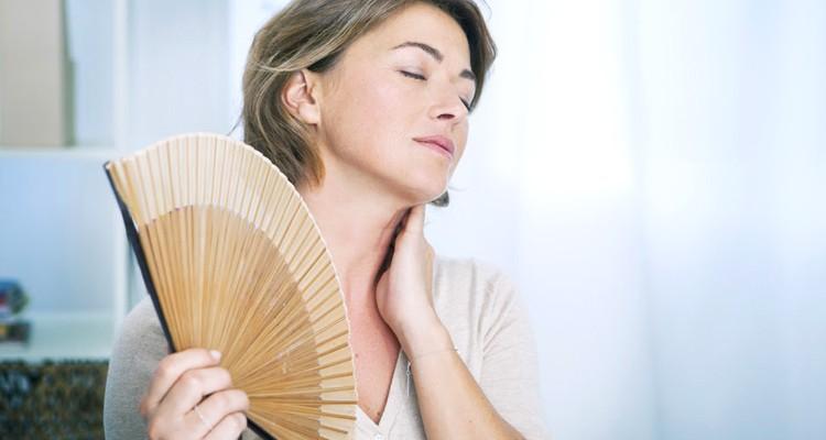 amêndoas e mirtilos podem aliviar os sintomas damenopausa