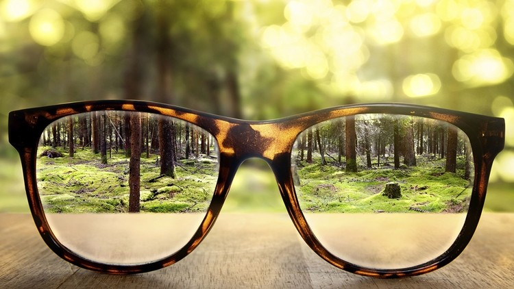 causas da miopia