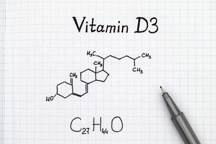 o que e a vitamina d3