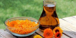 quais os benefício do óleo de calêndula?