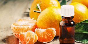 oleo de tangerina beneficios