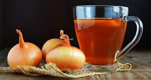 Os 30 Benefícios do Chá de Cebola Para Saúde