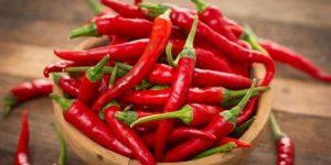 pimenta vermelha