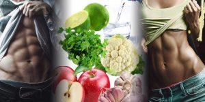 alimentos para queimar a gordura abdominal