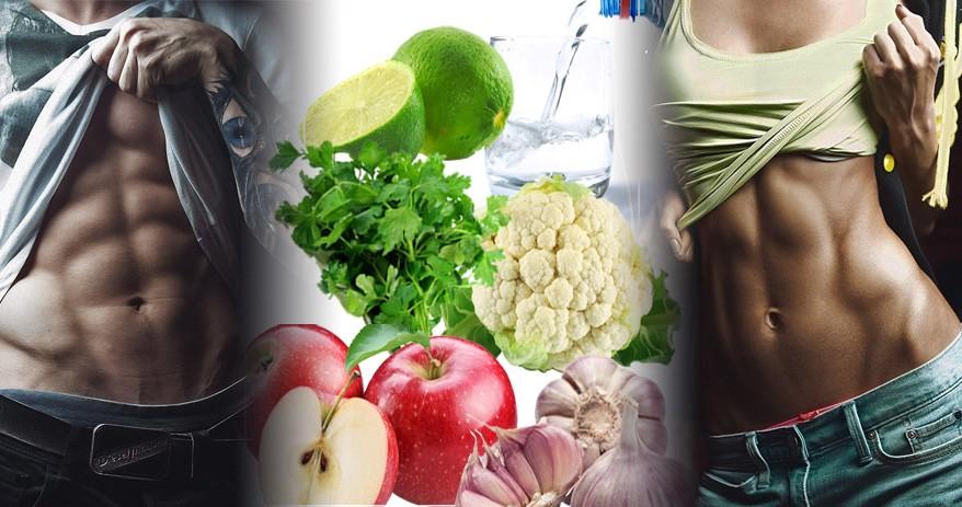 Os 10 Melhores Alimentos Para Queimar a Gordura Abdominal