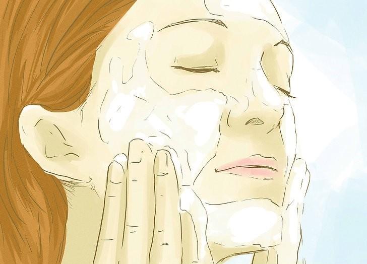 hortelã ajuda ter uma pele lisa e suave