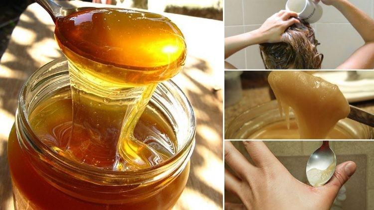 remedios com mel