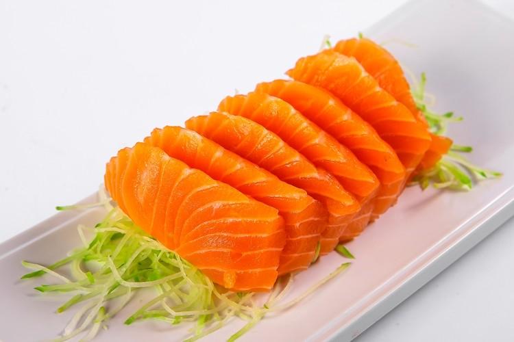 salmao baixa colesterol