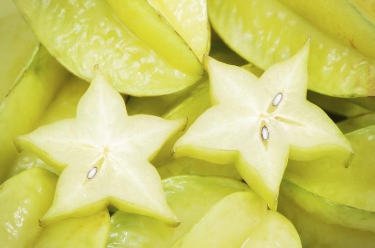 benefícios das sementes de carambola