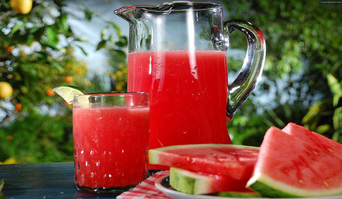 o suco de melancia ajuda contra reações alérgicas