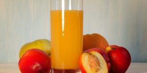 suco de nectarina