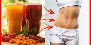 sucos naturais para desintoxicar o seu corpo