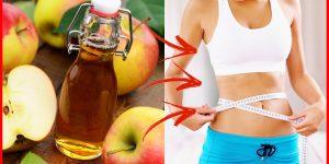 como usar vinagre de maçã para perder peso?