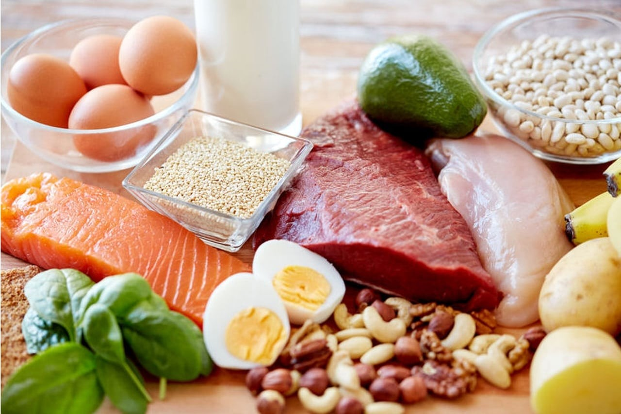 quais os alimentos ricos em vitamina B3?