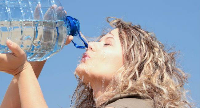 desidratação o que e