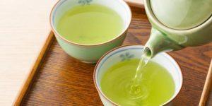 chá de aspargo