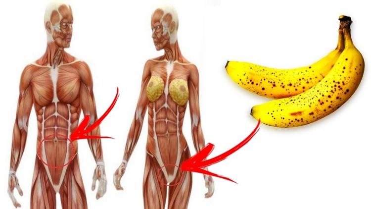 se você comer 2 bananas por dia durante 1 mês isso acontecerá