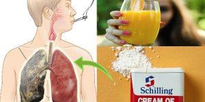 eliminar a nicotina do corpo