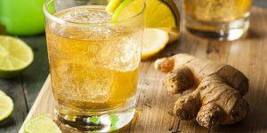 gengibre e limão para secar barriga