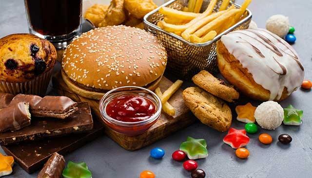 comida que podem fazer mal para o coração