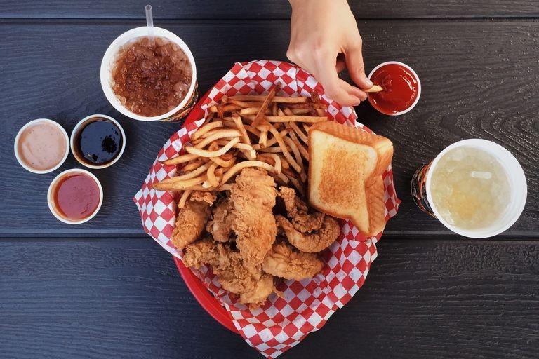 Os 5 Tipos de Comida que Podem Fazer Mal Para o Coração!