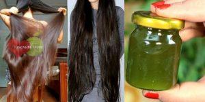como usar óleo de coco para fazer o cabelo crescer