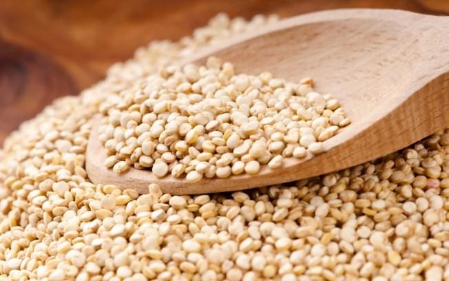 quinoa é um dos principais alimentos ricos em ferro