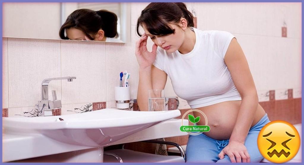 nauseas durante a gravidez