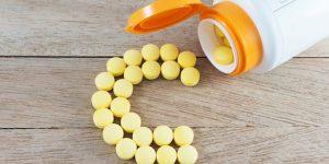 vitamina c suplemento
