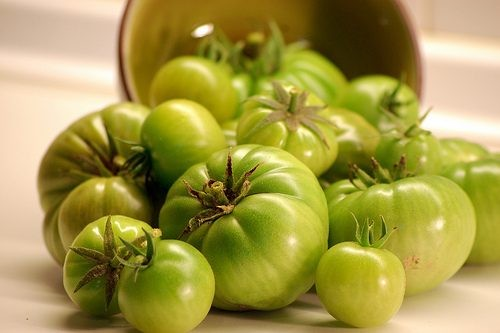 tomate verde para combater varizes