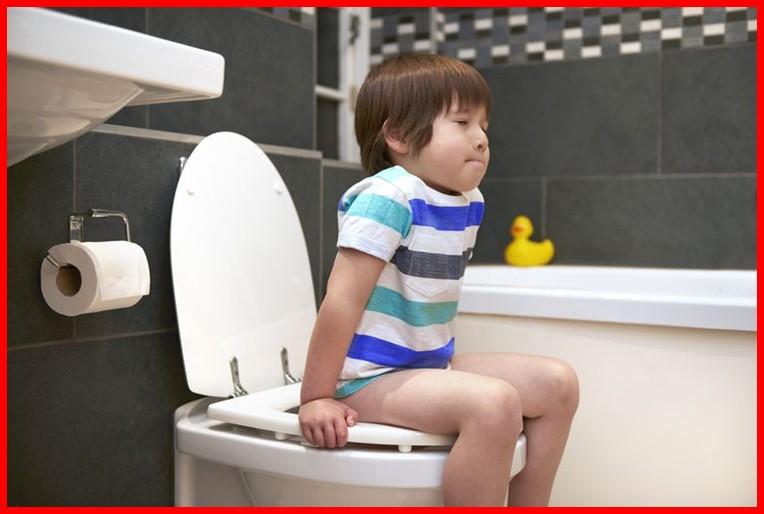 tratar constipação em crianças