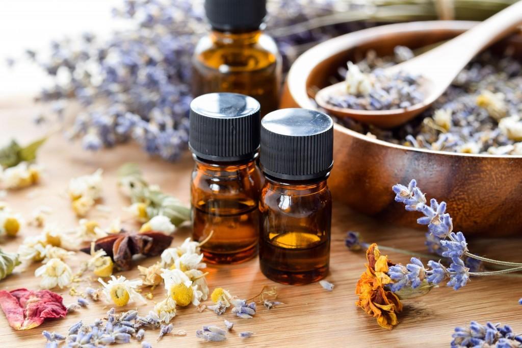 oleos essenciais para o cabelo